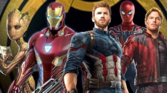 Avengers : Infinity War - trailer Officiel