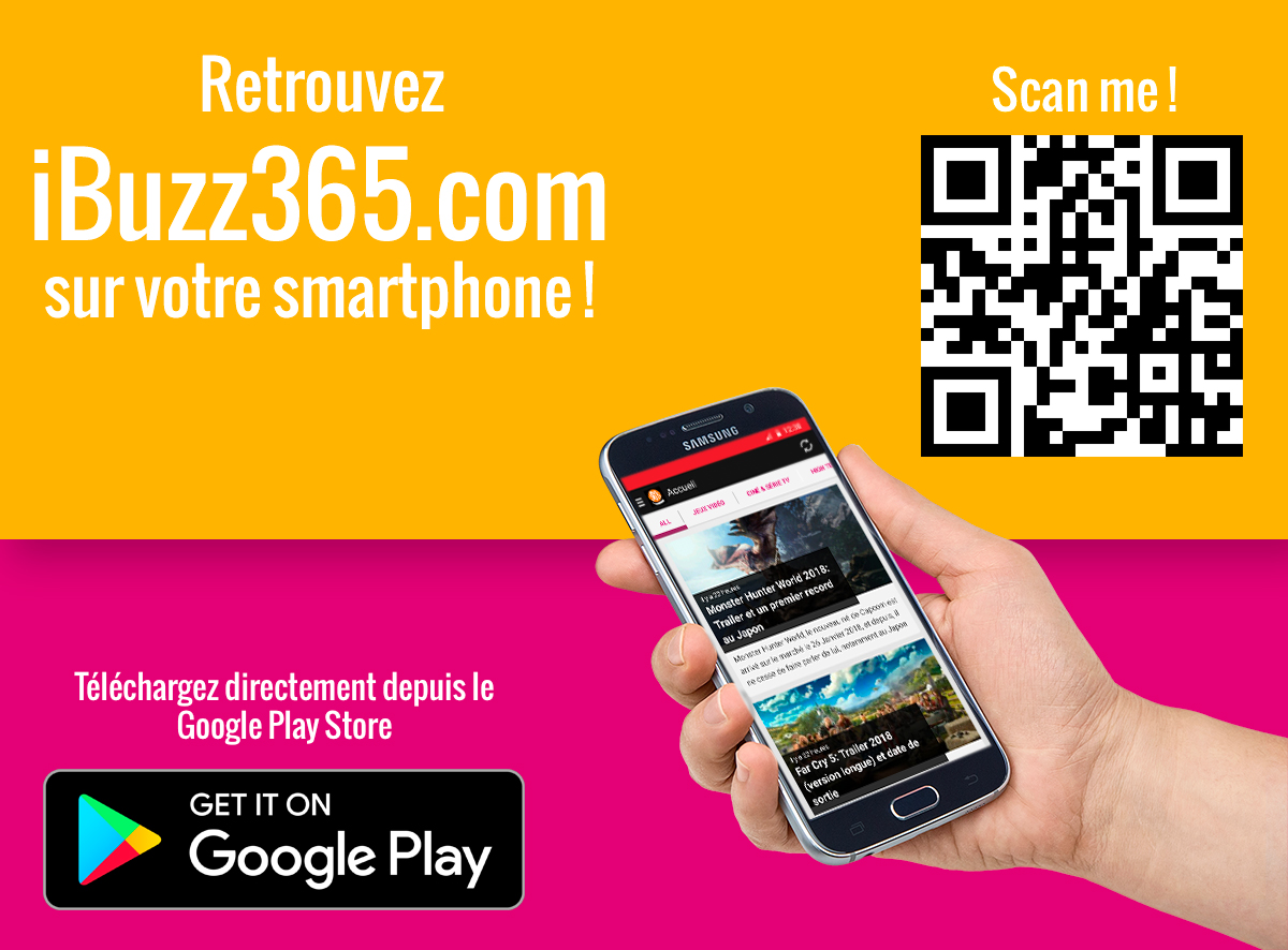iBuzz365 sur Mobile
