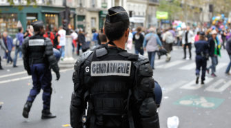 Gendarmerie Nationale - France