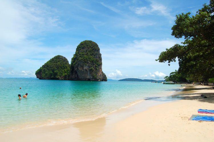 Phra Nang Beach - Thailand