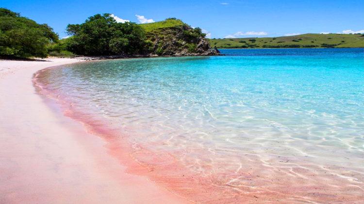 Pink Beach - Zamboanga - Philippines