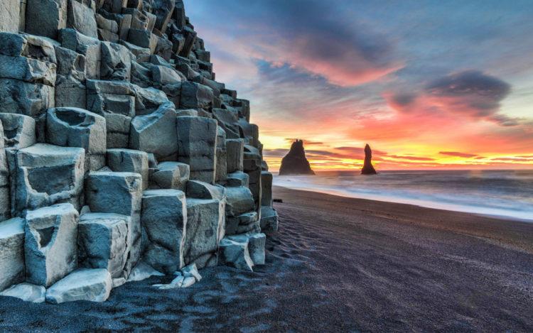 Reynisfjara Beach - Iceland