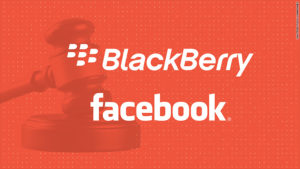 BlackBerry accuse Facebook, WhatsApp et Instagram de violation de brevet