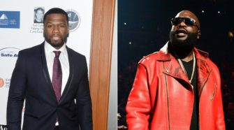 50 Cent vs Rick Ross