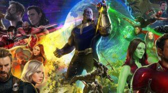 Avengers: Infinity War - La bande-annonce finale est enfin sortie