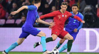Les Pays-Bas infligent une lourde défaite au Portugal