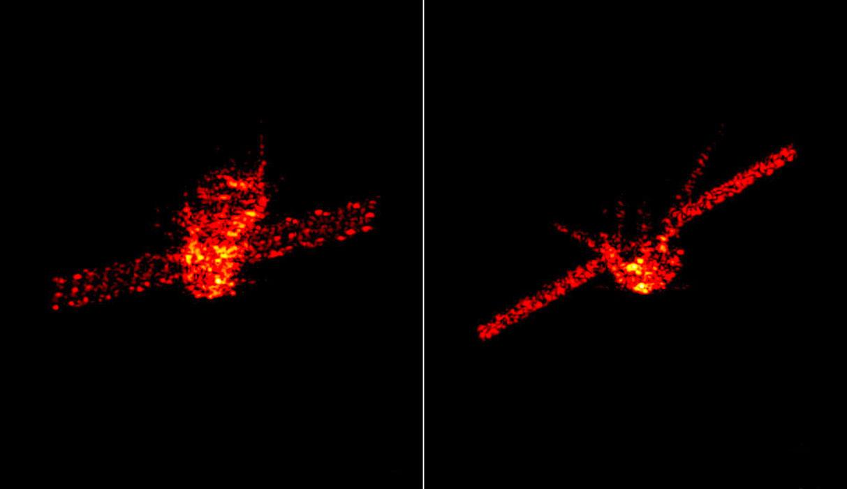Satellite Tiangong 1