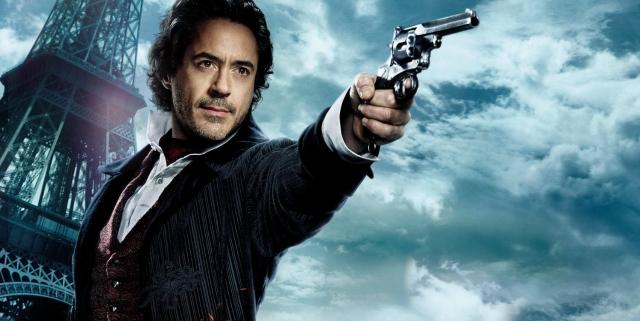 """Robert Downey Jr. déterminé à tourner """"Sherlock Holmes 3"""""""