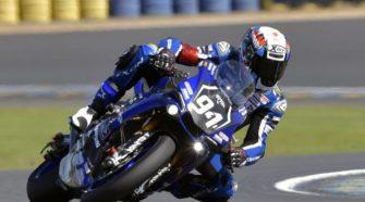 Yamaha N°94 - 24H du Mans Moto en direct sur Eurosport dès 8h