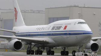 Un vol d'Air China est détourné.. La raison est un stylo à encre
