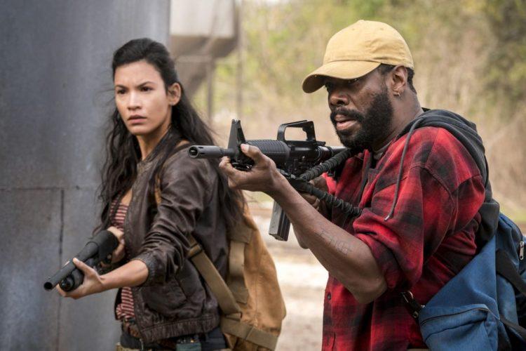 Fear The Walking Dead : la saison 4 est accessible aux nouveaux téléspectateurs