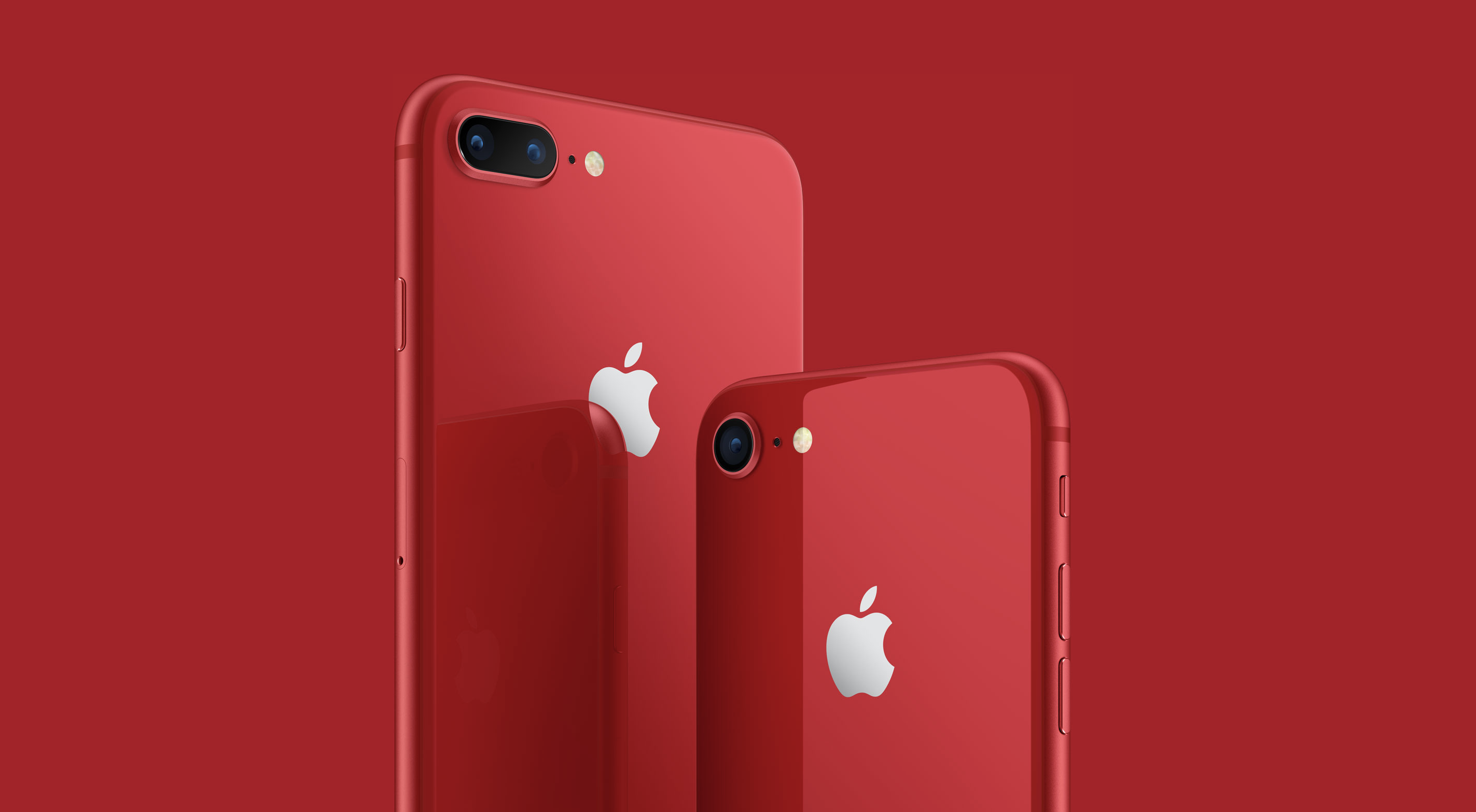 iPhone 8 Plus Red - iPhone 8 Red