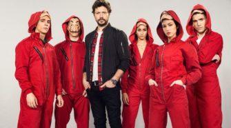 """Netflix annonce une saison 3 de """" La casa de papel """" pour 2019"""