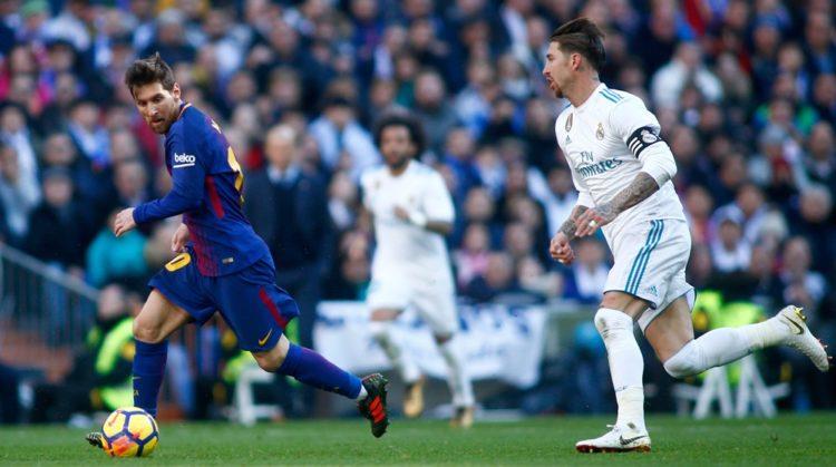 FC Barcelone vs Real Madrid en direct dès 20h45