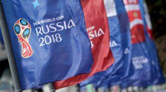 Cérémonie d'Ouverture de la Coupe du Monde Russie 2018