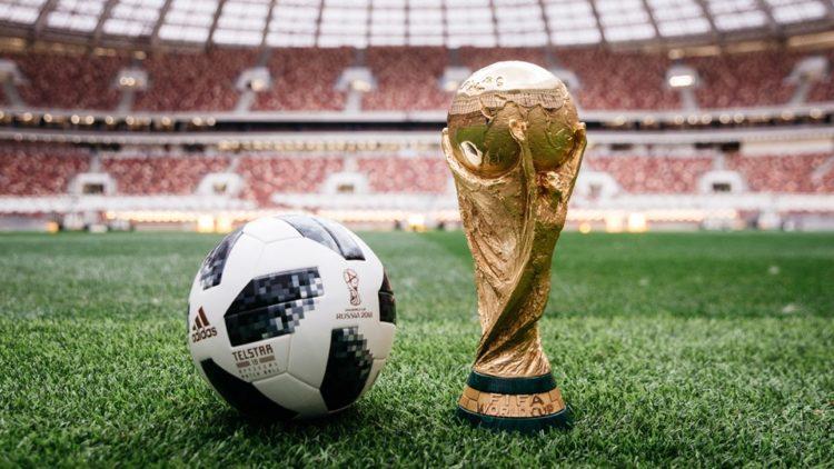 Calendrier de la Coupe du Monde Russie 2018