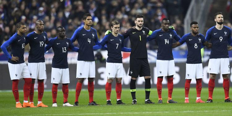Didier Deschamps confirme la liste des 23 joueurs convoqués pour le Mondial 2018