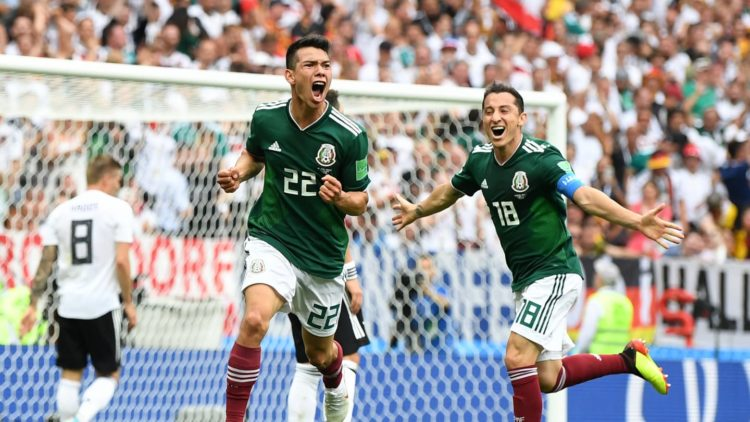 Hirving Lozano - Mexique