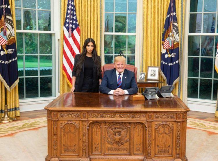 Kim Kardashian - Donald Trump
