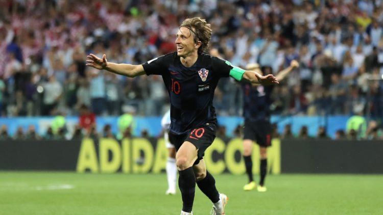 Luka Modrić - Croatie