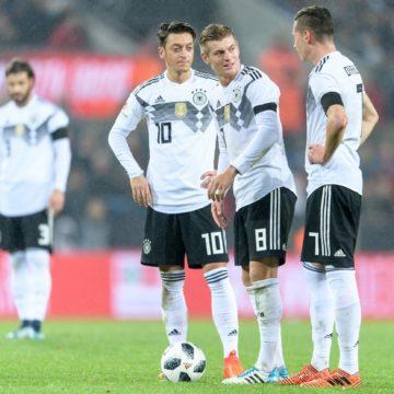 Match Allemagne - Suède en direct dès 20h - 23 Juin 2018