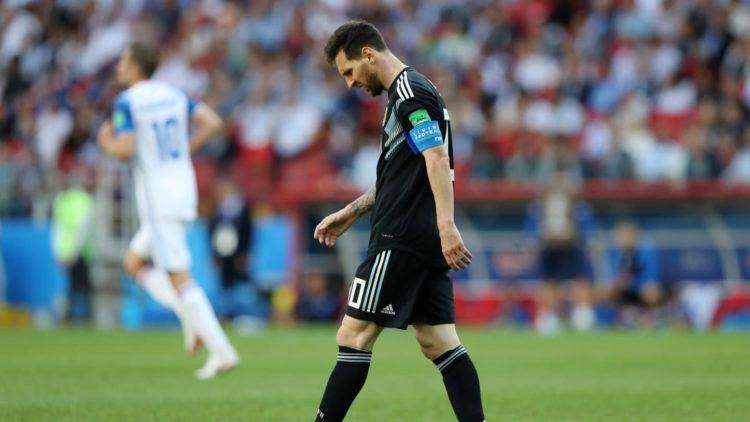 CdM: Match Argentine - Croatie en direct live dès 20h00