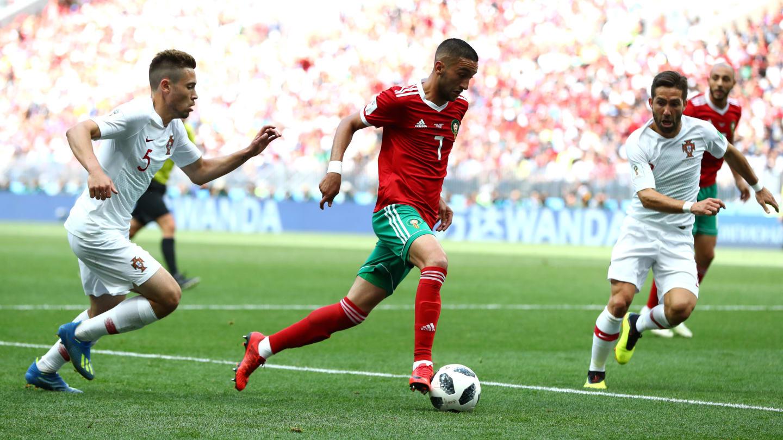 Streaming match en direct maroc