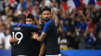 Match Amical: France vs USA en direct sur TF1 dès 21h