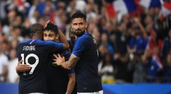 Match Amical: France vs USA en direct sur TF1 dès 21h