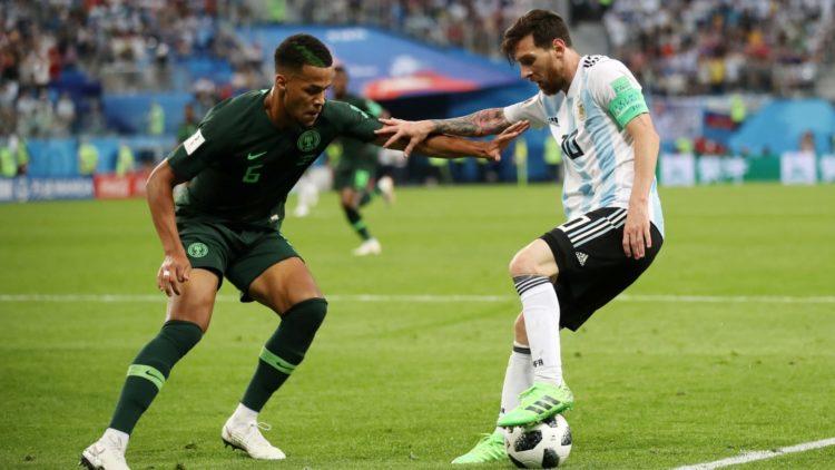 Revivez le match Nigeria vs Argentine en vidéo