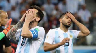 Mondial 2018: Match Nigeria Argentine en direct live dès 20h