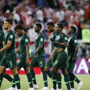 Match Nigeria Islande en direct streaming