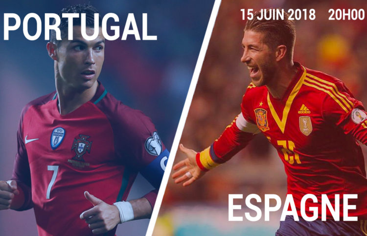 Coupe du Monde: Match Portugal vs Espagne en direct dès 20h