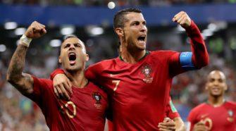 Mondial 2018: Match Uruguay - Portugal en direct live dès 20h