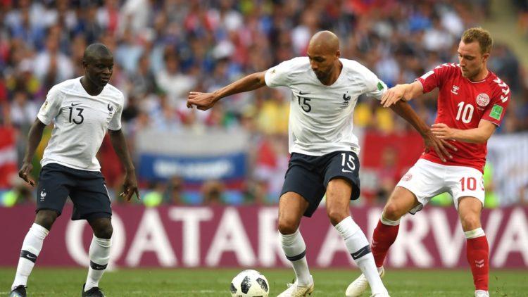 Calendrier des matchs des huitièmes de finale de la Coupe du Monde 2018