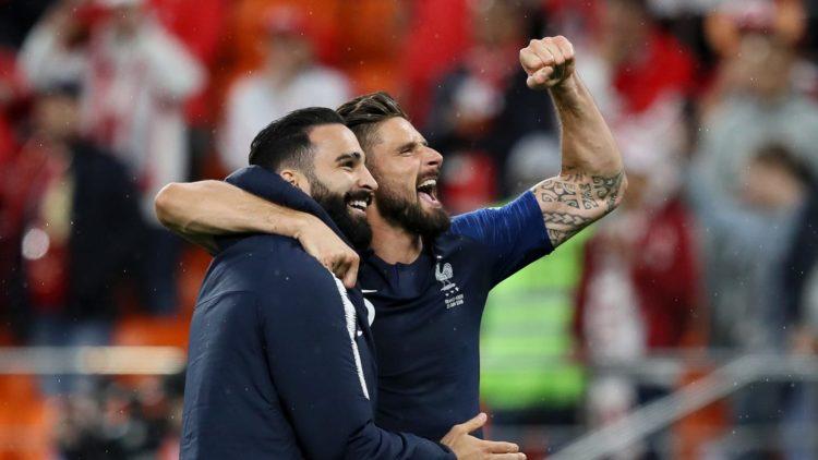 Résumé du match France - Pérou et Replay des buts