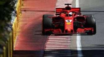 Sebastian Vettel - Grand Prix F1 du Canada en direct dès 20h - Championnat du Monde de Formule 1 - 10 Juin 2018