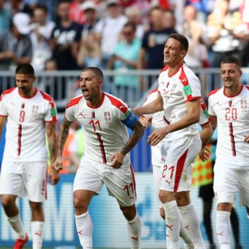 Mondial 2018: Match Serbie - Suisse en direct live dès 20h