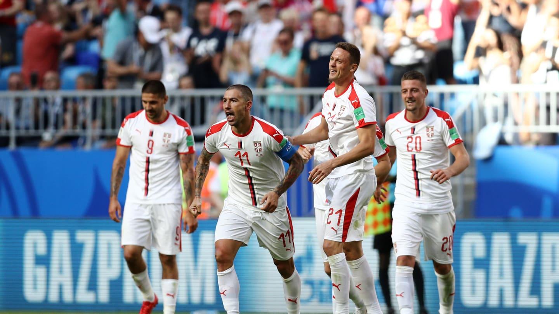 Mondial 2018: Match Serbie - Suisse en direct live dès 20h