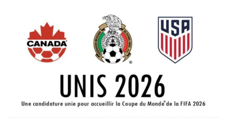 Le trio Canada-USA-Mexique organisera la Coupe du Monde 2026