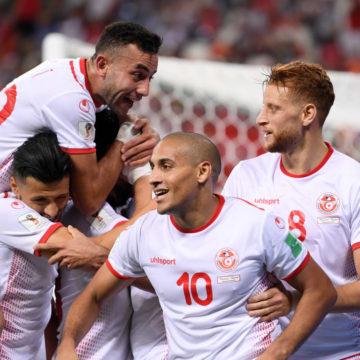 La Tunisie soigne sa sortie de la Coupe du Monde 2018