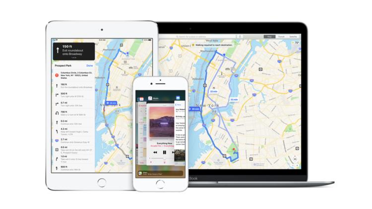 Apple prévoit de remanier complètement son application Plans