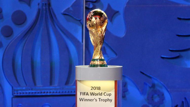 Trophée de la Coupe du Monde 2018