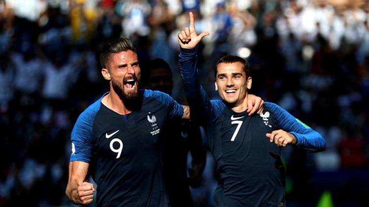 Finale de la coupe du monde 2018 en direct date et heure du match france croatie ibuzz365 - Coupe de france en direct france 2 ...