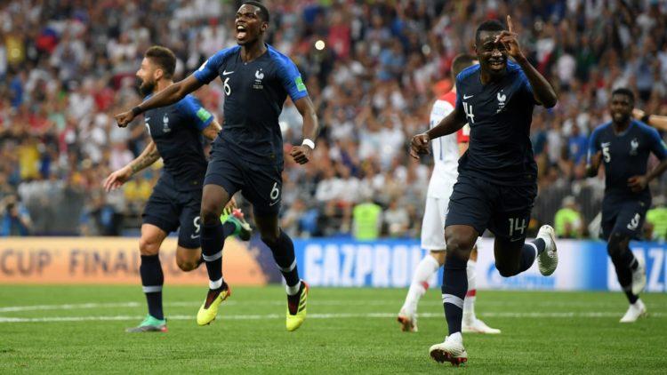 Mondial 2018: La France sacrée Championne du Monde contre la Croatie
