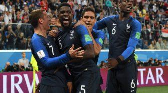 Mondial 2018: Résumé vidéo et replay du match France - Belgique