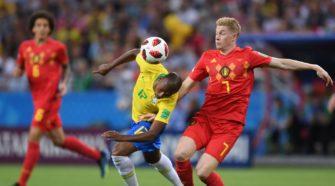 Mondial 2018: Match Brésil vs Belgique - Résumé Vidéo & Replay des buts