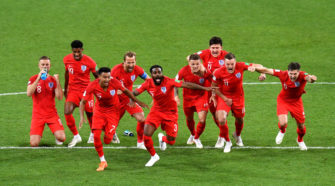 Mondial 2018: Match Colombie - Angleterre