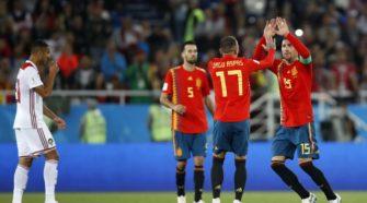 Mondial 2018: Match Espagne Russie en direct dès 16h00