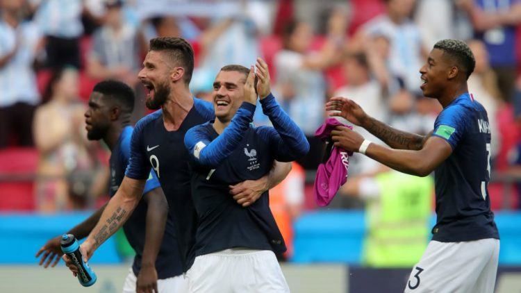 Match france croatie live streaming score 4 2 voir la finale en direct coupe du monde - Coupe de france en direct france 2 ...